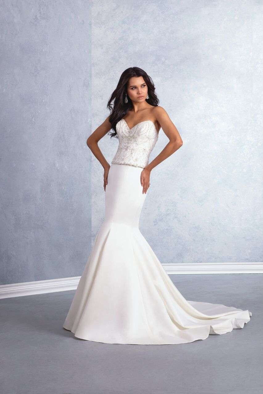 Alfred Angelo Wedding Gown